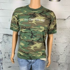 Camo You Can't See Me! Shirt